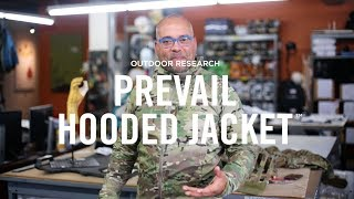 Outdoor Research Prevail Hooded Jacket