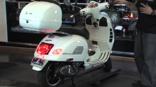 Signal Minder Adds Self Canceling Turn Signals and Running Lights to your Vespa!