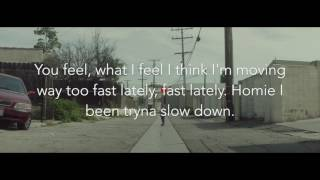 Slow Down - Phora Lyrics