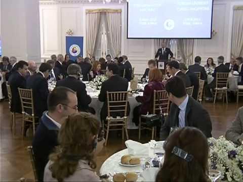Business Forum Albania  Turkey