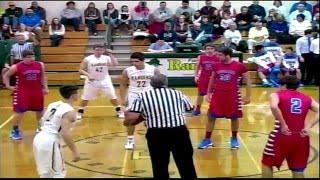 Forest Hills Varsity Boys' Basketball vs Richland 12/11/15