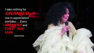 Diana Ross - The Boss (Special 75th Birthday Diamond Jubilee Version)