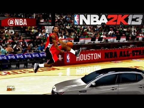 NBA 2K13 MyCareer Dunk Contest: I Got Robbed! #NBA2K13