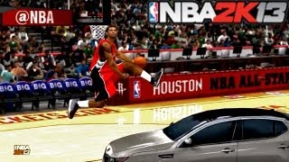 NBA 2K13 MyCareer Dunk Contest: I Got Robbed! #NBA2K13