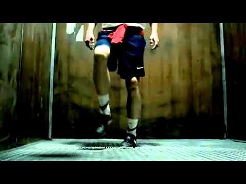 Креативная реклама Nike. Не дай себя остановить. Just Do It.
