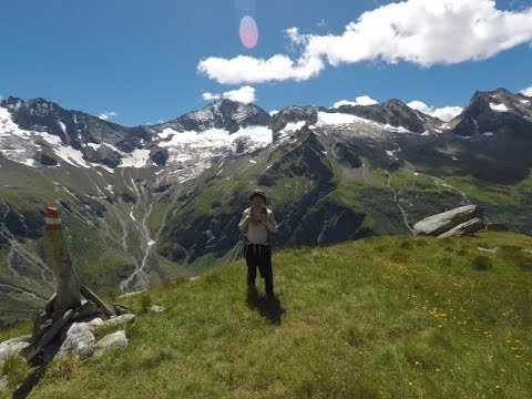 Hiking the Berliner Hohenweg (Zillertal Rucksack Route) in T