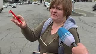 В районе площади Баляева две автомобилистки не смогли поделить дорогу и угодили в ДТП