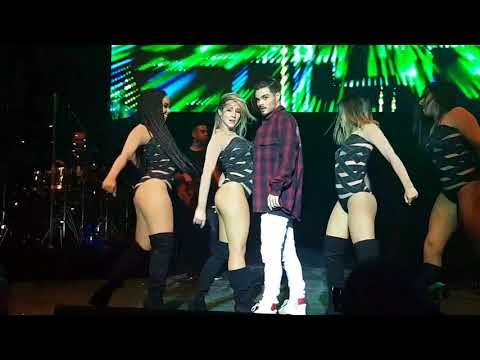LOCO ENAMORADO - ABRAHAM MATEO-04/11/2017 Luna Park  Argentina