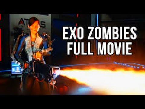 EXO ZOMBIES FULL MOVIE Call Of Duty Advanced Warfare YouTube - Call duty exo zombies trailer looks epic
