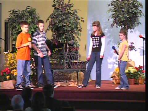 Case of the Missing iPod - Kingdom Kids Choir - Fellowship C
