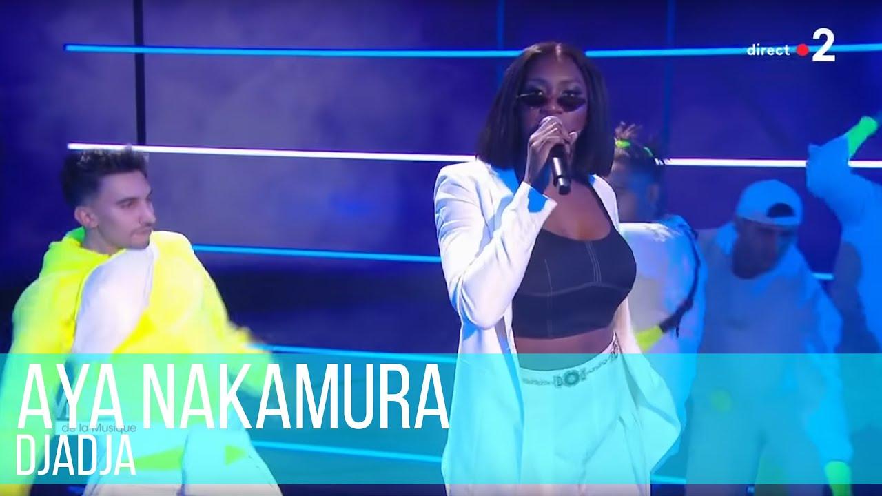 Download Aya Nakamura - Djadja / #Victoires2019