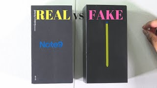 NOTE 9 Fake vs Real (Español)