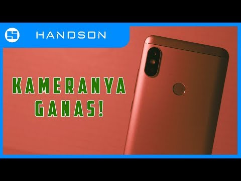 KAMERANYA SADIS! // Hands On Xiaomi Redmi Note 5 RESMI!!