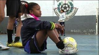 Au Brésil, le foot féminin se bat pour exister