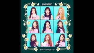 GUGUDAN (구구단) - HATE YOU (미워지려 해) [2nd Mini Album - Act.2 Narcissus]