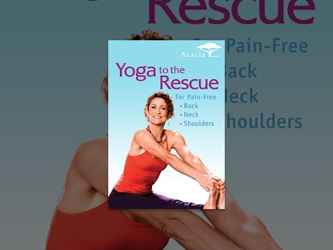 Yoga to the Rescue for Back Pain