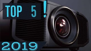Best Home Projectors in 2019