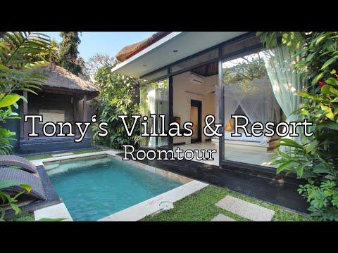 Roomtour Poolvilla - Tonys Villas & Resort 💦