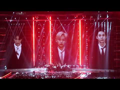 20180512 NCT 2018 - Black On Black Dream Concert 2018 엔시티 2018 블랙 온 블랙