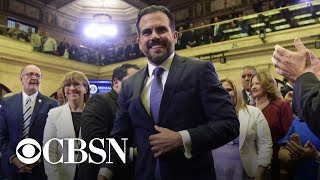 Puerto Rico governor vows to remain in office despite escalating protests