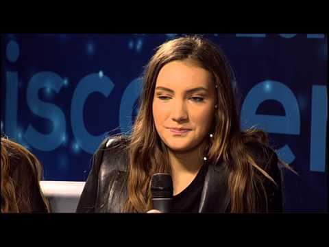 Junior Eurovision 2015: Press Conference of Montenegro