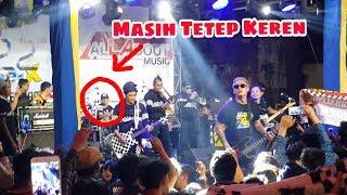 Ketika HENDRO mantan Drumer Tipe-X Manggung Bareng Lagi.. Lagu GENIT Anniversary Tipe-X 22th