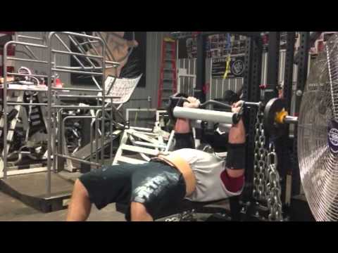 elitefts.com — Slayer Bar JM Press with Chains