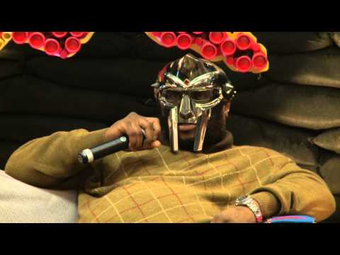MF DOOM on how to deal with writer's block |  Red Bull Music Academy
