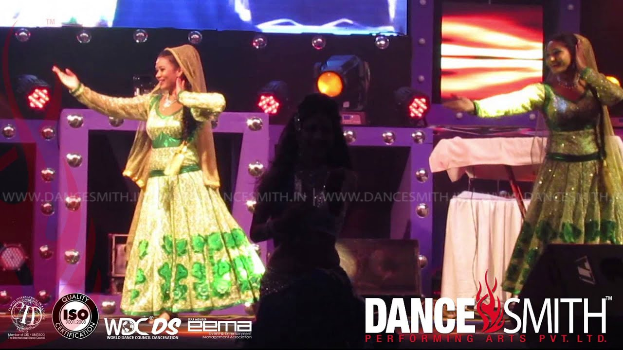 In Aankho Ki Masti Mujra Poppy Barman Dance Troupe Group