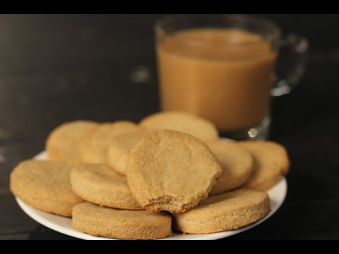 Whole Wheat Cookies | Not So Junky - By Chef Siddharth | Sanjeev Kapoor Khazana