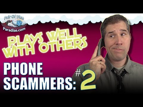Publishers Clearing House Scam | Plays Well With Scammers #2