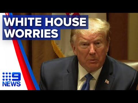 Coronavirus: Donald Trump gives himself 'Great marks' in morning tweetstorm | Nine News Australia