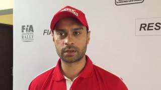 APRC 2016 India Rally: Interview with reigning champion, MRF Skoda's Gaurav Gill