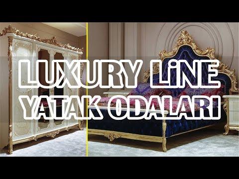 Luxury Line Mobilya Yatak Odasi Takimlari Youtube