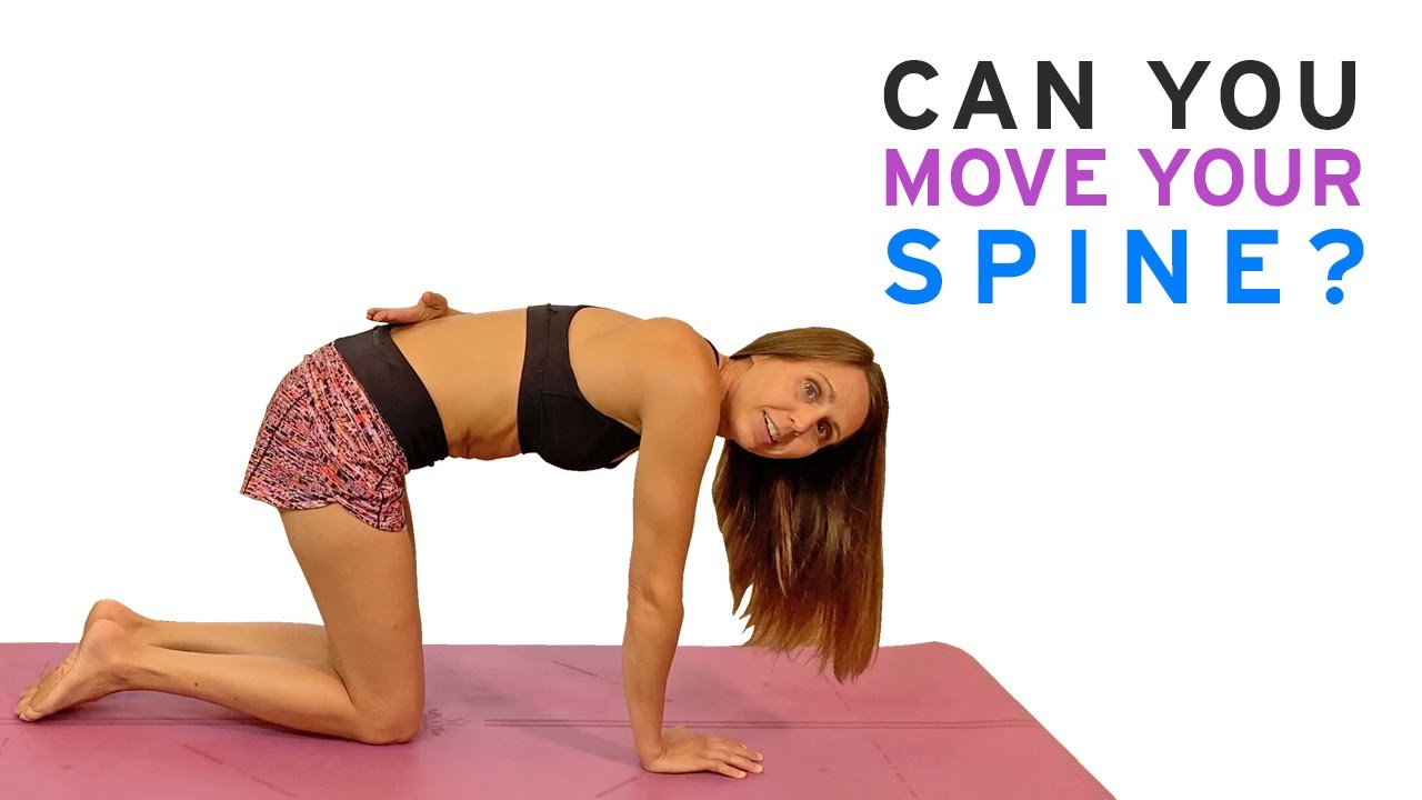 Spine Flexibility Test: Can You Move Your Spine?