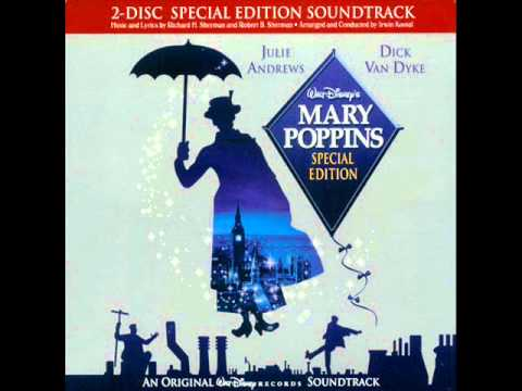 Free Download Walt Disney's Mary Poppins Special Edition Soundtrack 14. Supercalifragilisticexpialidocious Mp3 dan Mp4