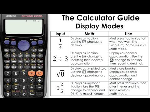 casio calculator algebra mode