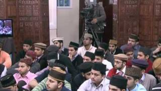 Gulshan-e-Waqf-e-Nau (Khuddam) class: 6th March 2011 - (Urdu)