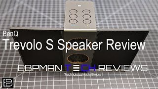 BenQ Bluetooth Portable Wireless Speaker - Trevolo S Review