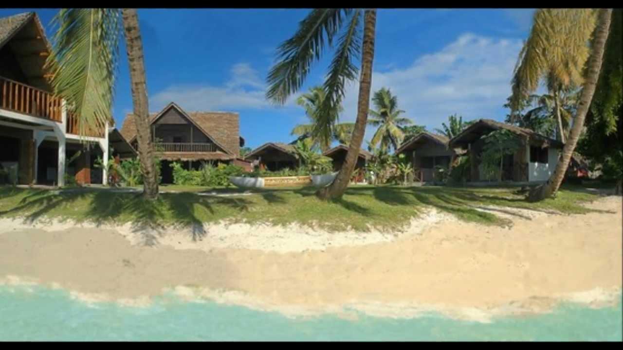 Ile Sainte Marie Madagascar Ecolodge Le Ravoraha   Hotel