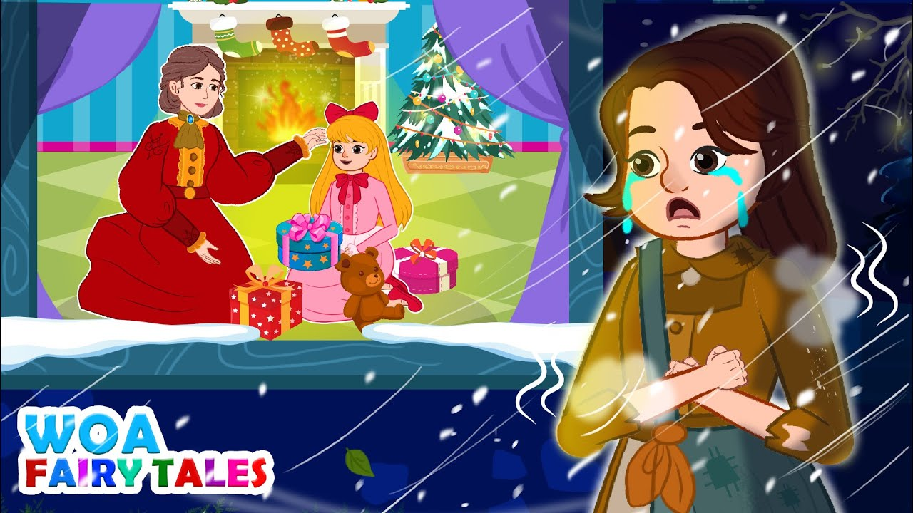 Sofia's Meaningful Christmas 🎄 Story in English | Stories For Teenagers | WOA Fairy Tales