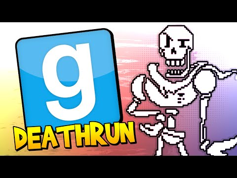 GMOD Deathrun - UNDERTALE EDITION! (Garry's Mod)