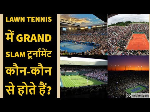 Grand Slams In Lawn Tennis | Prize Money And Facts | TUS