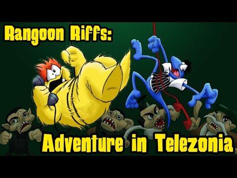Rangoon Riffs: Adventure in Telezonia