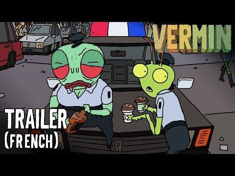 VERMIN  Trailer French