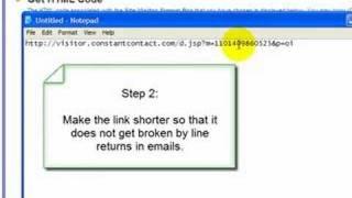 How to Add a Newsletter Signup Link to Emails