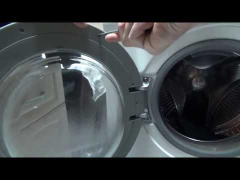 Болтается дверца на стиральной машине как убрать люфт за 5 минут!