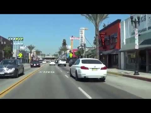 East Los Angeles Ca. - Whittier Blvd. -