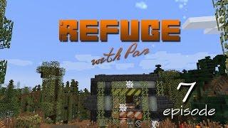 FTB Refuge with Pan #7 - Печка, кирка и Незер(, 2015-09-21T09:00:30.000Z)