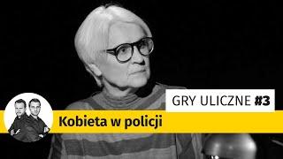 Kobieta w policji.